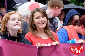 All Ireland Rally for Life 2016 Belfast